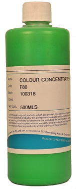 Colour Concentrates Fluorescent 1