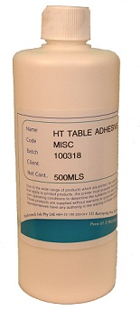 HT Table Adhesive 1