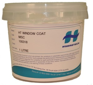 HT Window Coat white