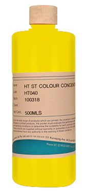 Colour Concentrates Mid Yellow 1
