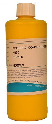 Colour Concentrates Process Yellow 1